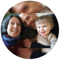 Alexis, Adam and Mirabelle